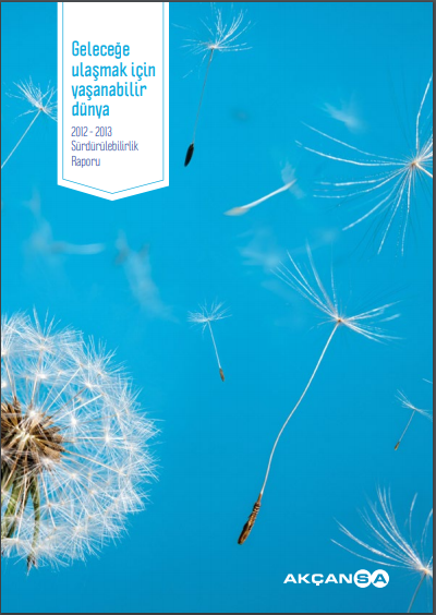 Akçansa Sürdürülebilirlik Raporu 2012-2013