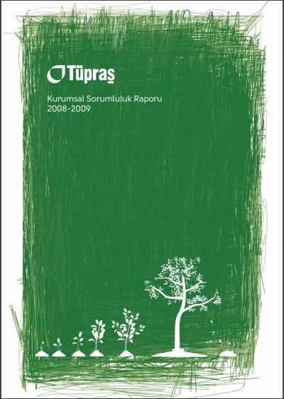 Tüpraş Kurumsal Sorumluluk Raporu 2008-2009