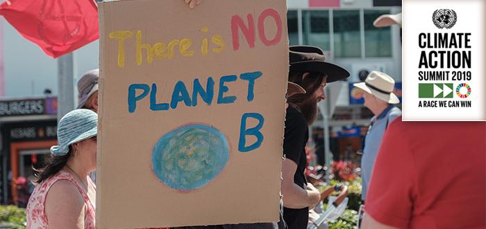 2019 Birleşmiş Milletler İklim Eylemi Zirvesi Yaklaşıyor