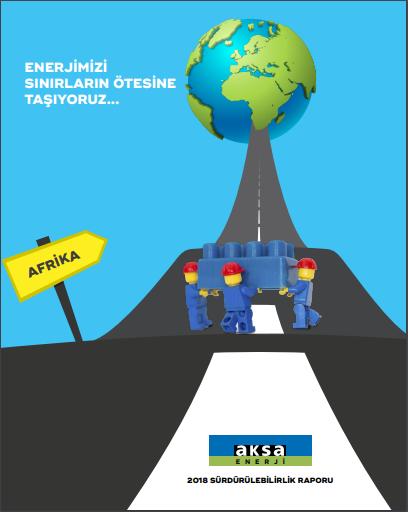 Aksa Enerji Sürdürülebilirlik Raporu 2018