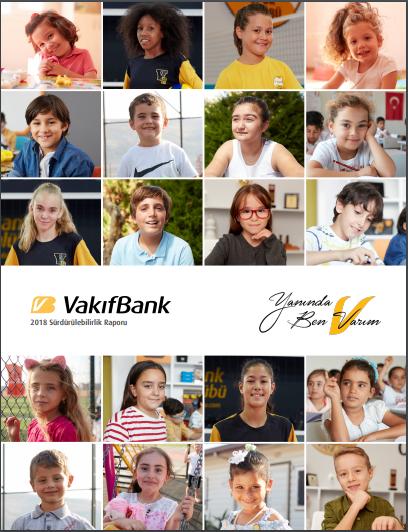 VakıfBank Sürdürülebilirlik Raporu 2018
