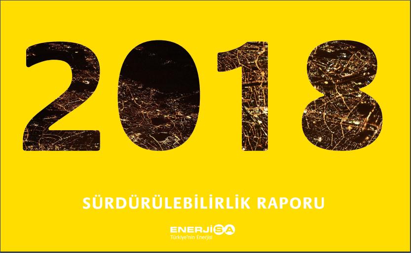 EnerjiSA Sürdürülebilirlik Raporu 2018