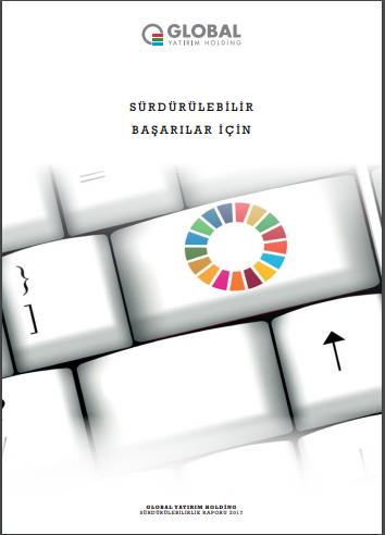Global Yatırım Holding Sürdürülebilirlik Raporu 2017