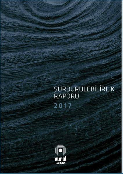 Nurol Holding Sürdürülebilirlik Raporu 2017