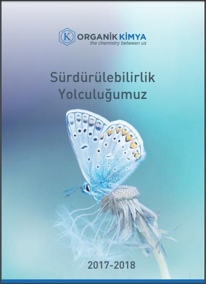Organik Kimya Sürdürülebilirlik Raporu 2017-2018