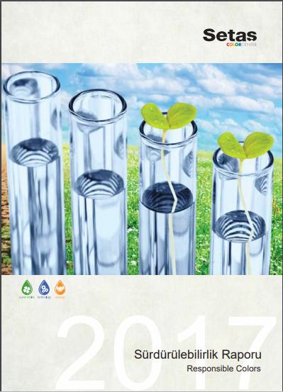 Setaş Color Center Sürdürülebilirlik Raporu 2017