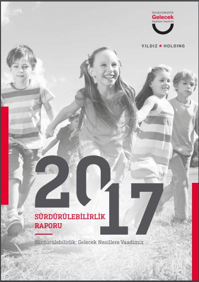 Yıldız Holding Sürdürülebilirlik Raporu 2017