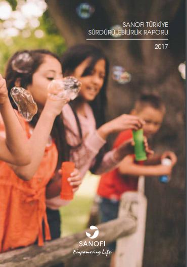 Sanofi Türkiye  Sürdürülebilirlik Raporu 2017