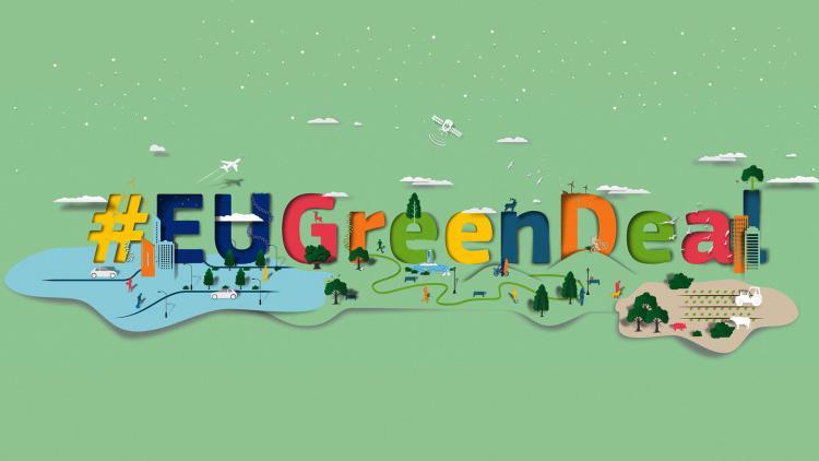 Avrupa Komisyonu, Karbon Nötrlük İçin Yeşil Anlaşma Başlatıyor