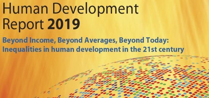 UNDP, İnsani Gelişme Raporu'nu Yayınladı
